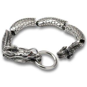 Dragon Bracelet Original Silver
