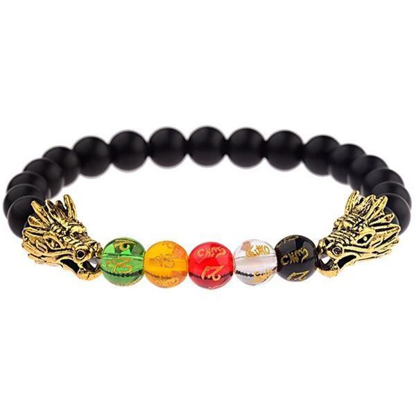 Dragon Bracelet Chinese Beads Pearls