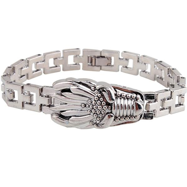 Dragon Bracelet Simple Man Stainless Steel