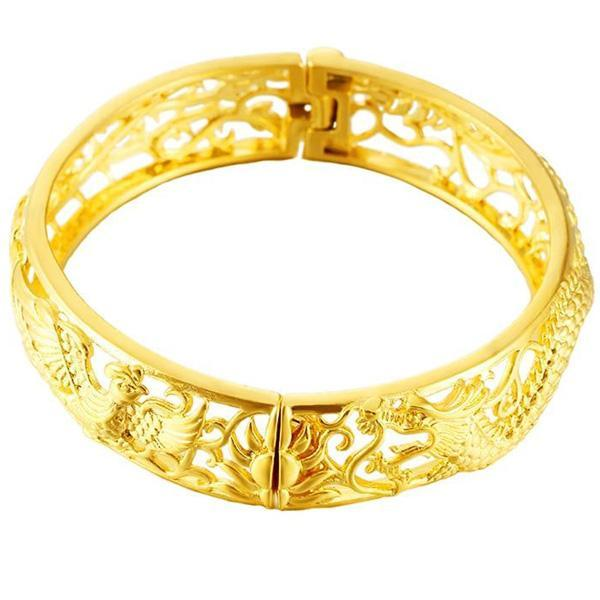 Dragon Bracelet Vietnam 33gr