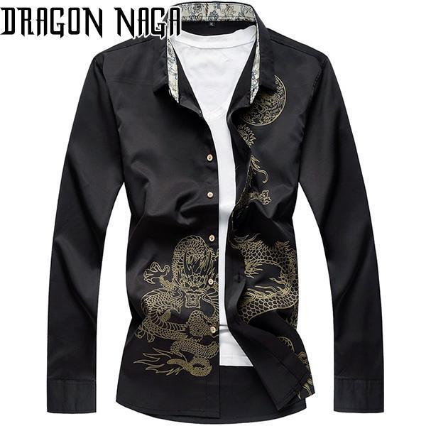 Dragon Haori Pattern