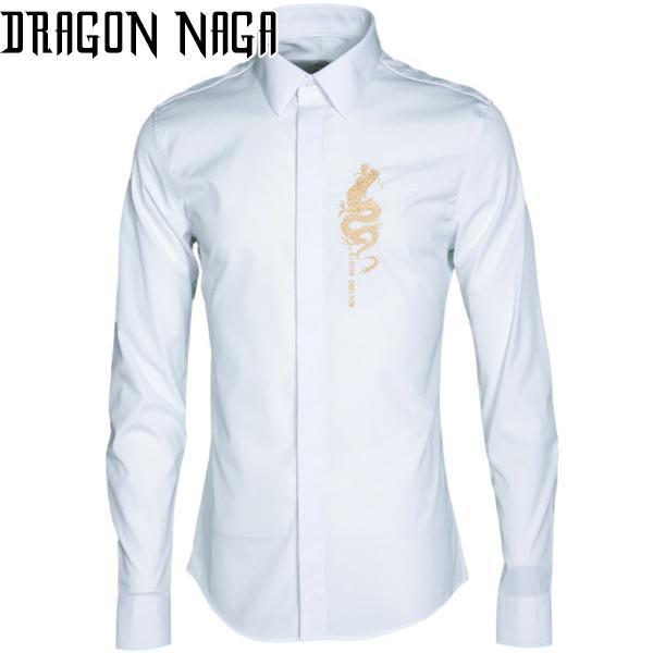Chemise avec un dragon