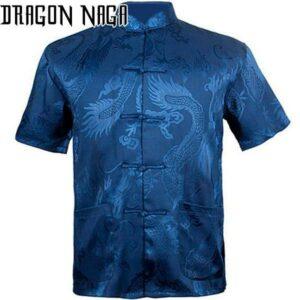 Dragon Haori Warrior Fighter
