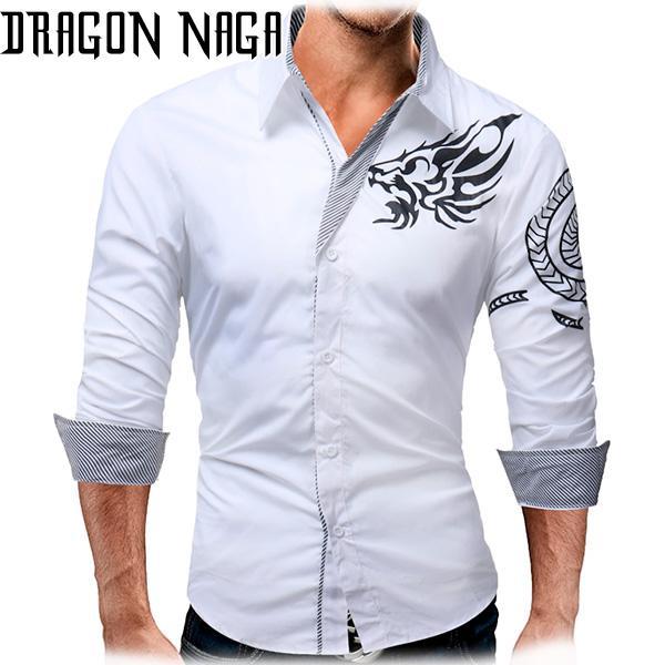 chemise dragon 2000