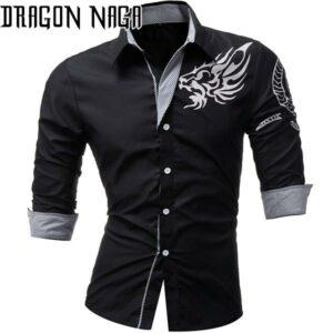 Dragon Haori 2000 Black and White