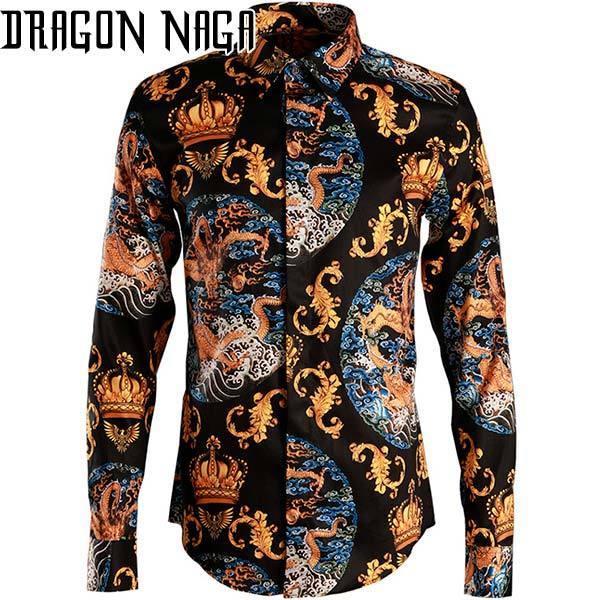 Dragon Haori Royal Style