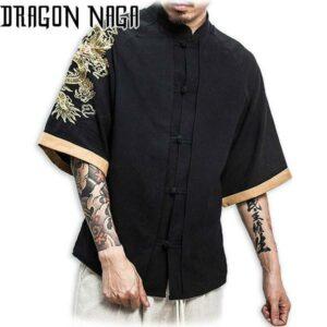 Dragon Haori Luxurious Style