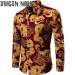Dragon Haori Orange