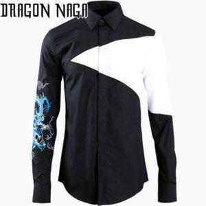 Dragon Haori Japanese Cotton