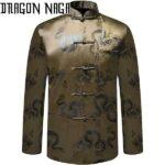 Dragon Haori Martial Artist