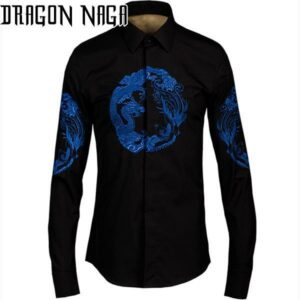Dragon Haori Phoenix Polyester