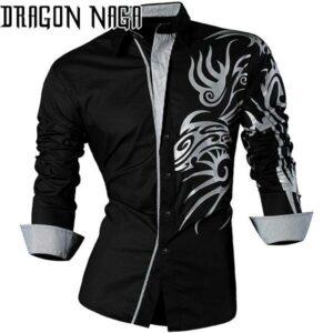 Dragon Haori Tribal Design