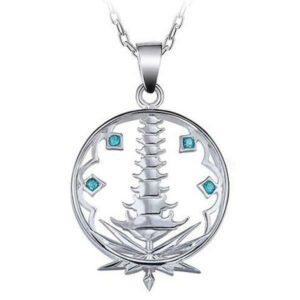 Dragon Necklace Original Sword Sterling Silver