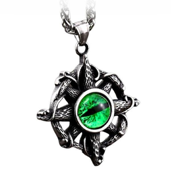 Dragon Necklace Starfish Stainless Steel