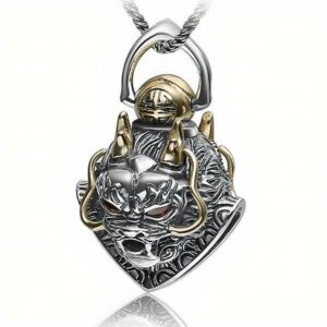 Dragon Necklace Thai Sterling Silver