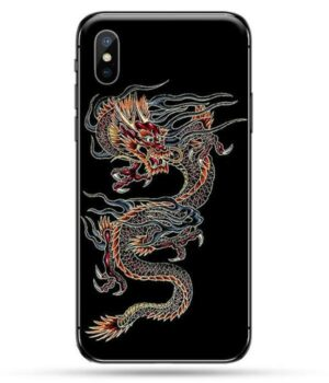 Dragon IPhone Case Ancestral Art
