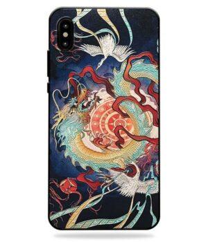 Dragon IPhone Case Japanese Style Art