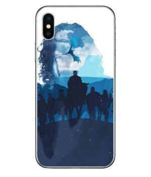 Dragon IPhone Case Winter Walkers
