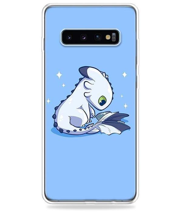 Dragon Samsung Phone Case Lightning Fury