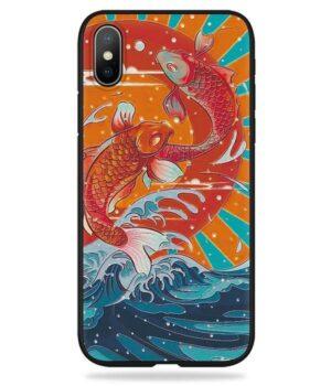 Dragon IPhone Case Carp Reiforced Silicon