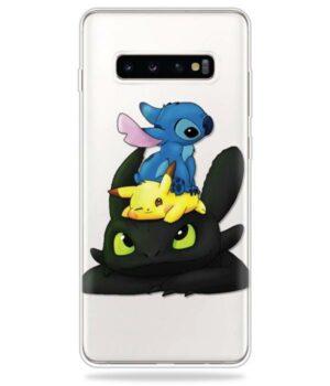 Dragon Samsung Phone Case Stitch