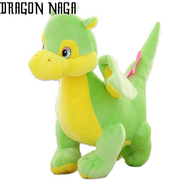 Dragon Plush Cartoon Cotton