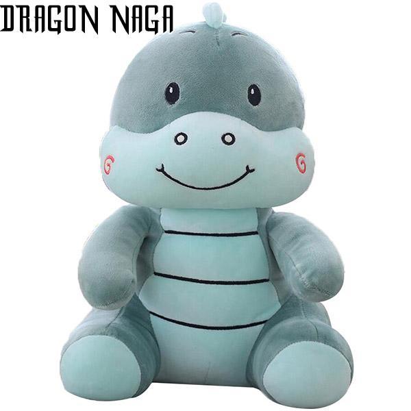 Dragon Plush Shy Cotton