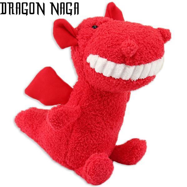 Dragon Plush Smiling Cotton
