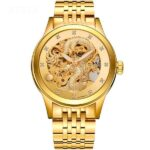 Dragon Watch Eternal Golden Jewelry