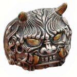Dragon Ring Pixiu Biker Sterling Silver