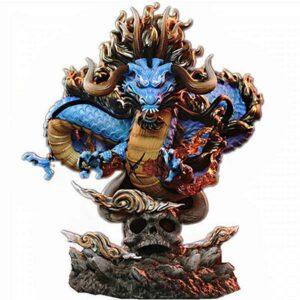 Dragon Figure Kaido Emperor Premium Resin 25cm