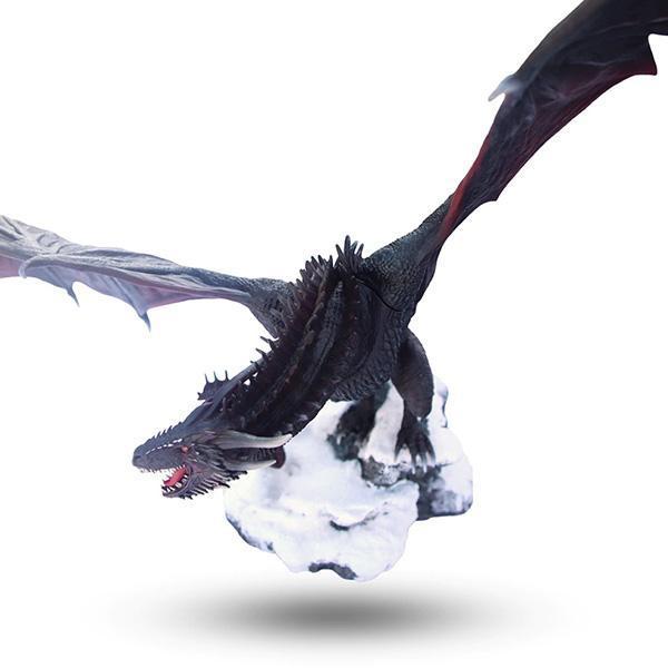 Dragon Figure GOT 60cm Statue