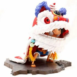 Dragon Figure Luffy One Piece PVC