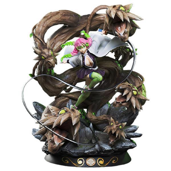 Dragon Figure Mitsuri Kanroji Resin