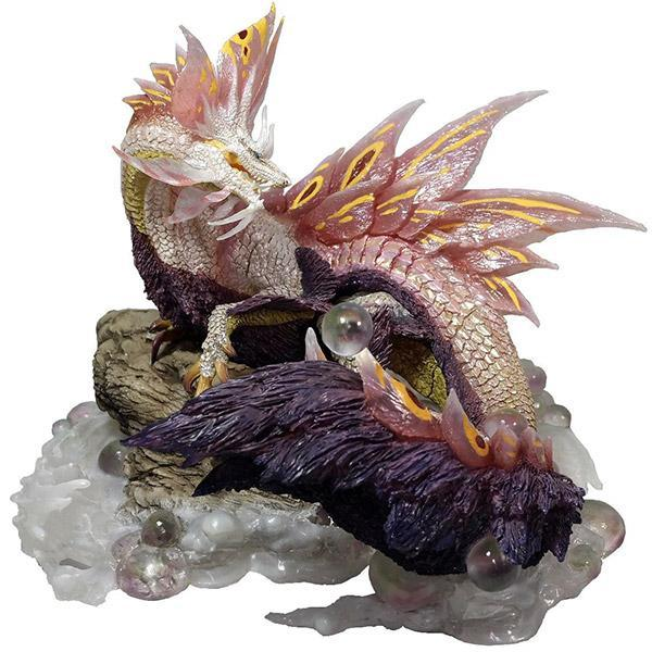 Dragon Figure Mizutsune Monster Hunter