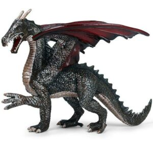 Dragon Figure Dark Lord PVC Statue