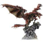 Dragon Figure Monster Hunter Rathalos Statue