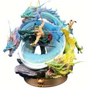 Dragon Figure Roronoa Zoro PVC Resin