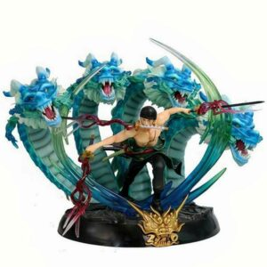 Dragon Figure Roronoa Zoro Santoryu PVC Resin