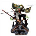 Dragon Figure Roronoa Zoro Wano PVC 50cm