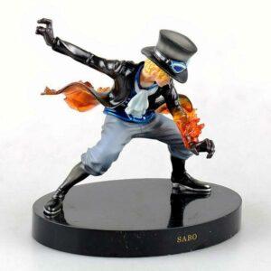 Dragon Figure Sabo One Piece PVC