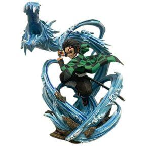 Dragon Figure Tanjiro Kamado Resin Sculpture