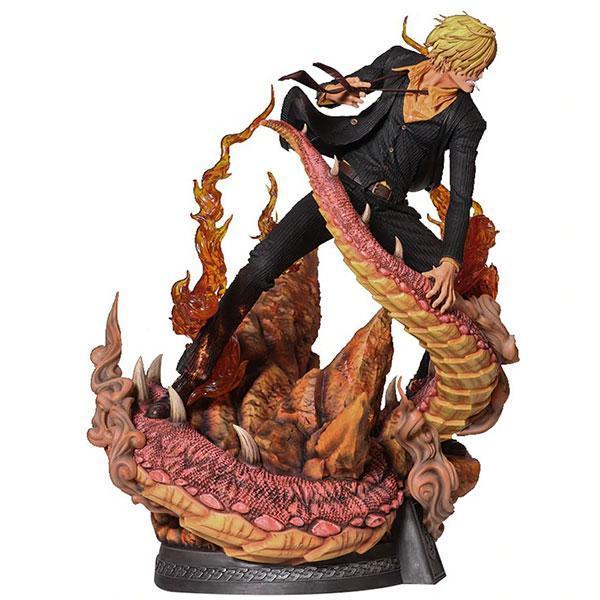 Dragon Figure Vinsmoke Sanji Resin
