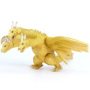 Dragon Figure Ghidorah Statue PVC