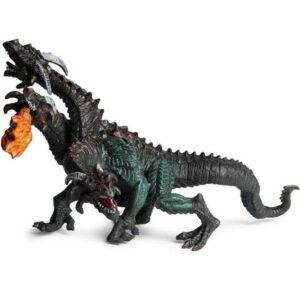 Dragon Figure Hydra Statue PVC