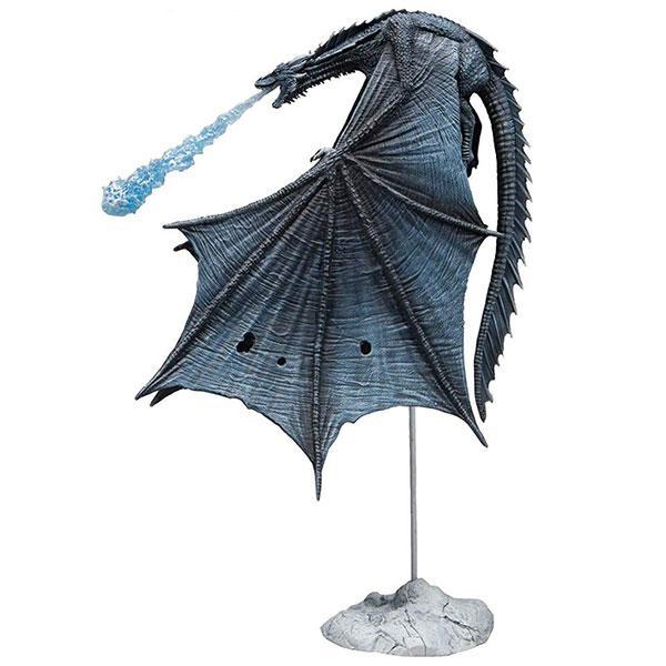 Dragon Figure Viserion Statue PVC