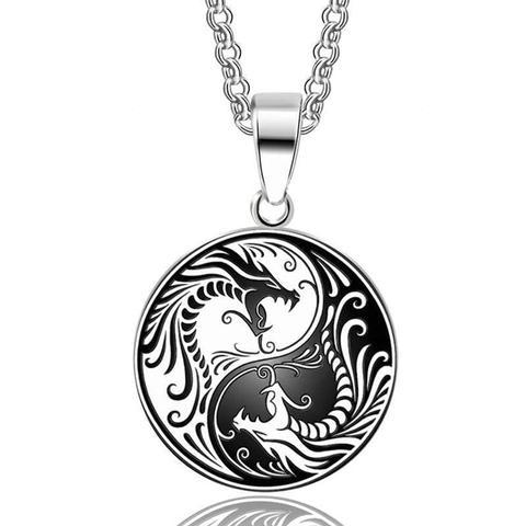 Dragon Friendship Necklace