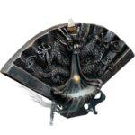 Antique Ceramic Backflow Incense Burner