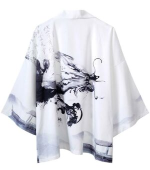 Sacred Beast Dragon Kimono Haori
