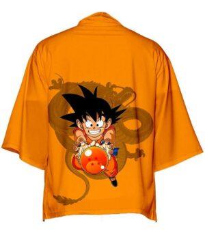 Dragon Ball Kimono Polyester
